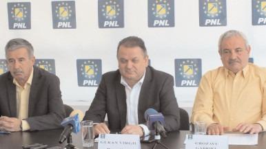 Guran şi Plăiaşu deschid listele PNL Dâmboviţa pentru Senat şi Camera Deputaţilor