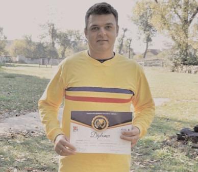 """Locotenentul Stan Silviu, locul al III-lea la """"Cupa României la tir cu arcul"""""""