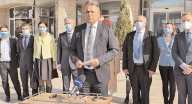 Liberalii şi-au propus să obţină patru mandate de parlamentar în Dâmboviţa