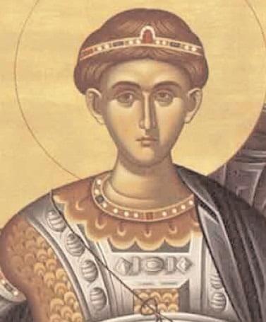 Sfântul Dumitru sau Sfântul Dimitrie, Izvorâtorul de Mir