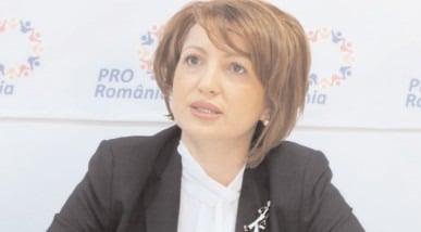"""Oana Vlăducă. PRO România: """"Toţi sunt vinovaţi în ţara asta numai Orban şi PNL nu!"""""""