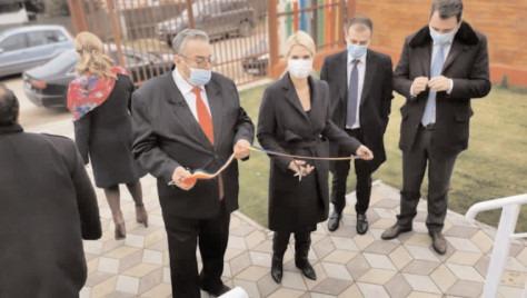 Un nou obiectiv de investiţii a fost inaugurat în comuna Gura Ocniţei