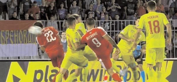 CHINDIA SE CALIFICĂ ÎN OPTIMILE DE FINALĂ ALE CUPEI DUPĂ UN THRILLER CU HERMANNSTADT ChindiaTârgovişte – FC Hermannstadt 1-1; 4-2 d.p