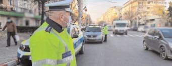 Conduceţi preventiv şi adaptaţi permanent viteza la condiţiile din trafic!