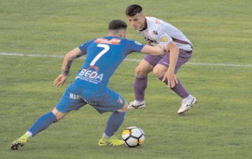 PAS GREŞIT PE PROPRIUL TEREN. CHINDIA TÂRGOVIŞTE – FC ARGEŞ 2-2 (2-1)
