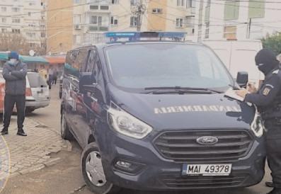Peste 9000 de petarde au fost confiscate de jandarmii dâmboviţeni