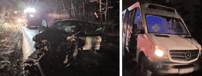 Două intervenţii ale pompierilor găeşteni în comuna Hulubeşti: la un accident rutier şi un incendiu de casă
