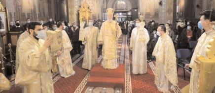 SĂRBĂTOAREA BOTEZULUI DOMNULUI LA CATEDRALA MITROPOLITANĂ DIN TÂRGOVIŞTE – 2021