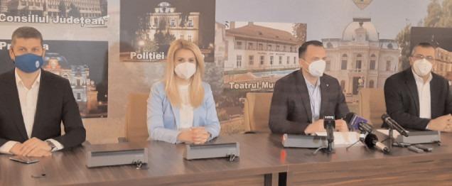 Târgovişte: Municipalitatea are anul acesta un buget de investiţii de 800 milioane de lei