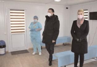 Sănătatea dâmboviţenilor rămâne o prioritate pentru conducerea CJ Dâmboviţa