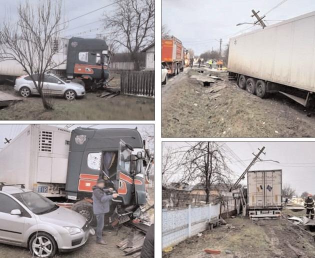 Accident mortal pe DN 71 Târgovişte-Bucureşti