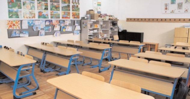 Dacă mai mult de două cadre didactice sunt depistate pozitiv, se închide şcoala