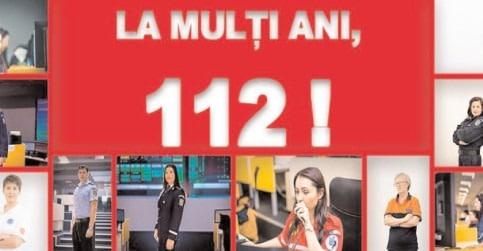 Ziua Europeană a Numărului de Urgenţă 112