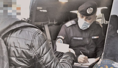 Jandarmeria Dâmboviţa: 147 de sancţiuni contravenţionale în valoare de 15.850 lei, pentru nerespectarea măsurilor de protecţie