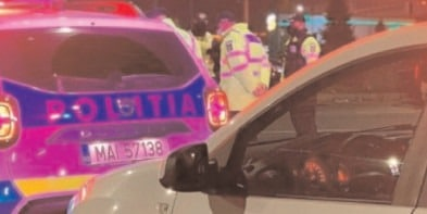 Botez oprit de poliţiştii târgovişteni