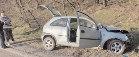 Accident mortal pe DN 72A Târgovişte-Câmpulung