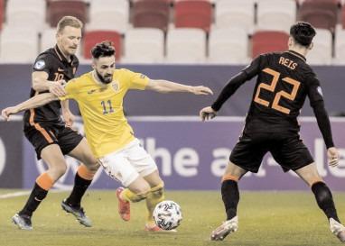 Cu Mario Dulca în primul 11 ROMÂNIA U21 REMIZEAZĂ CU GERMANIA ŞI PĂRĂSEŞTE EURO 2021 România U21 – Germania U21 0-0