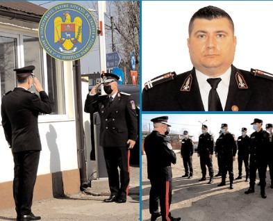 ISU Dambovifa are un nou inspector şef