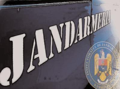 Jandarmii sunt pe baricade