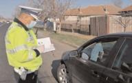 POLIŢIŞTII RUTIERI AU ACŢIONAT PENTRU PREVENIREA ŞI REDUCEREA NUMĂRULUI DE ACCIDENTE RUTIERE GRAVE