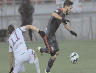 CHINDIA DEFILEAZĂ ÎN PLAY OUT FC Argeş – Chindia Târgovişte 0-1 (0-0)