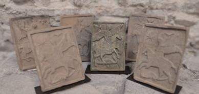 """Comori în obiectiv: Iconografie Medievală """"SFÂNTUL GHEORGHE UCIGÂND BALAURUL"""""""