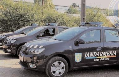 Jandarmii asigură măsurile de ordine la turneul de baschet feminin din cadrul LNB