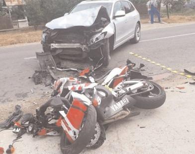 În primele trei luni din anul 2021, numărul accidentelor rutiere grave a scăzut cu 36,3%, faţă de aceeaşi perioadă a anului precedent