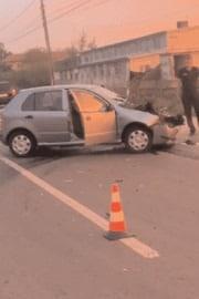 Accident la Tărtăşeşti