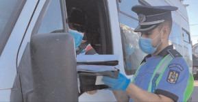 Poliţiştii continuă acţiunile organizate pentru siguranţa comunităţii