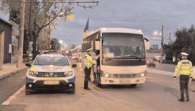 Poliţiştii dâmboviţeni au continuat să acţioneze pentru a verifica modul în care se respectă prevederile legale impuse în contextul pandemiei de COVID-19