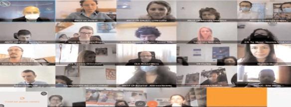 Dezvoltarea colaborării în domeniul traficului de persoane între societatea civilă, sectorul public şi privat