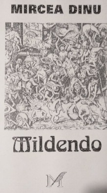 bookbox Urcarea muntelui Mildendo, de Mircea Dinu, Editura Macarie