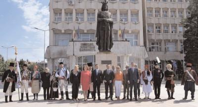 Consiliul Judeţean Dâmboviţa a marcat cei 200 de ani care s-au scurs de la Revoluţia din 1821