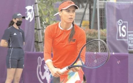 Sorana a jucat a doua finală WTA în 2021! La Strasbourg s-a recunoscut învinsă