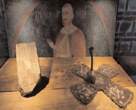 COMORI ÎN OBIECTIV: Proiectul unui turn medieval