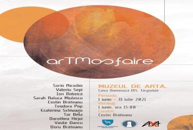 """""""arTMosfaire"""" Expoziţie de artă contemporană bănăţeană"""