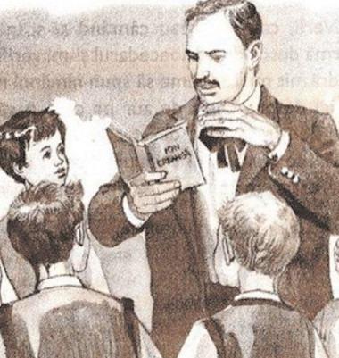Ziua Învăţătorului, care coincide cu data de naştere a dascălului Gheorghe Lazăr, întemeietorul învăţământului modern românesc