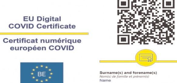 Aplicaţia privind certificatele digitale COVID va fi finalizată până la 1 iulie