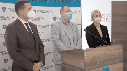 Se fac demersurile necesare pentru extinderea şi modernizarea secţiei de Cardiologie a Spitalului Judeţean de Urgenţă din Târgovişte