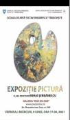 """bookbox Absolvirea. Expunerea. Continuarea Expoziţia Pictură, clasa profesor Mihai Şerbănescu, Galeria """"ONE ON ONE"""" Târgovişte"""