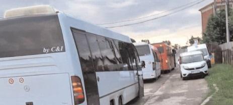 ISCTR a luat la verificat autovehicule destinate transportului public de persoane de la nivelul judeţului Dâmboviţa