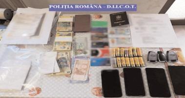 COOPERARE între DIICOT Dâmboviţa, poliţiştii SCCO Dâmboviţa şi autorităţile din IRLANDA DE NORD pentru destructurarea unui grup infracţional