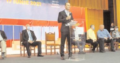 A fost aleasă conducerea PNL Târgovişte