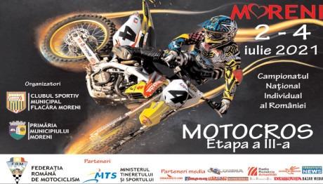 În weekend, adrenalina şi motoare turate la maxim pe circuitul de motocros de la Moreni