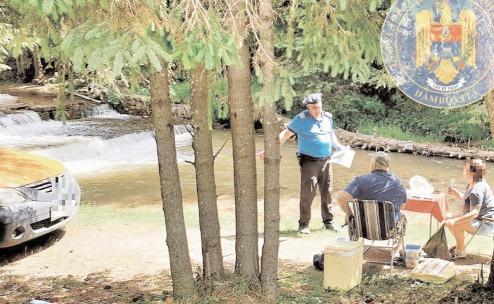 Pericolele la care se expun turiştii prin camparea în locuri neamenajate