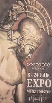 bookbox Intensităţi Mihai Nistor, Expunere, 8-24 iulie, Galeria One On One, Târgovişte