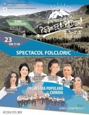 "Reguli stricte anti-COVID-19 la Festivalul ""Padina – Peştera"""