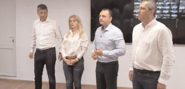 Dispecerat nou şi sistem de supraveghere video extins la Târgovişte