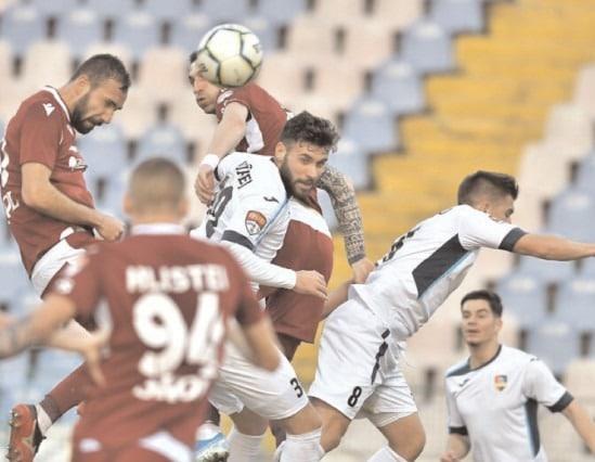 CHINDIA, START RATAT ÎN NOUL SEZON Rapid Bucureşti – Chindia Târgovişte 1-0 (0-0)